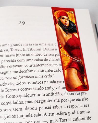 Marcador De Página Magnético Elektra - MMA23
