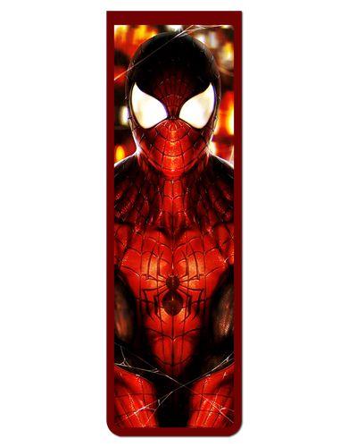 Marcador De Página Magnético Spider-Man - MMA40