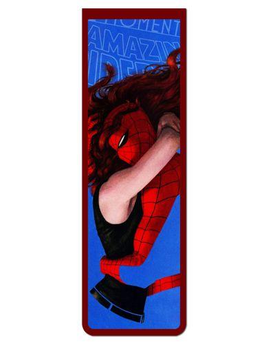 Marcador De Página Magnético Spider-Man e Mary Jane - MMA41