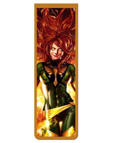 Marcador De Página Magnético Dark Phoenix - X-Men - MMA84