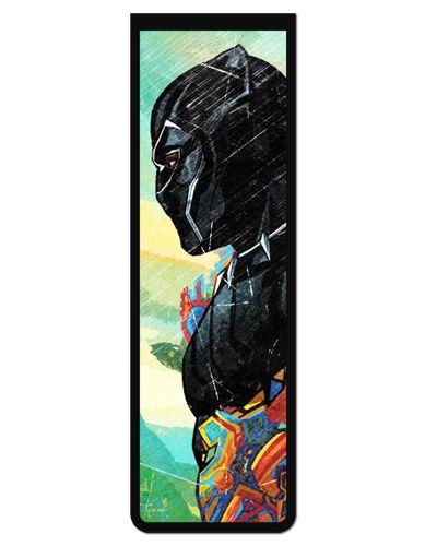 Marcador De Página Magnético T'Chaka - Black Panther - MMA91
