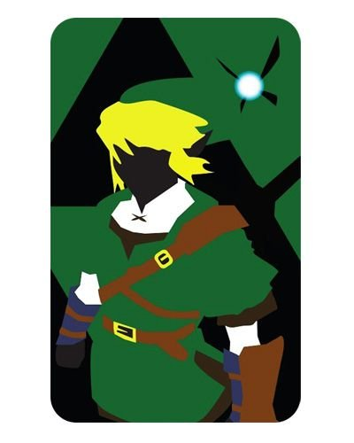 Ímã Decorativo Link - The Legend of Zelda - IZE01