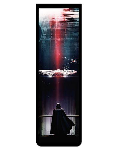Marcador De Página Magnético Darth Vader - Star Wars - MFI03