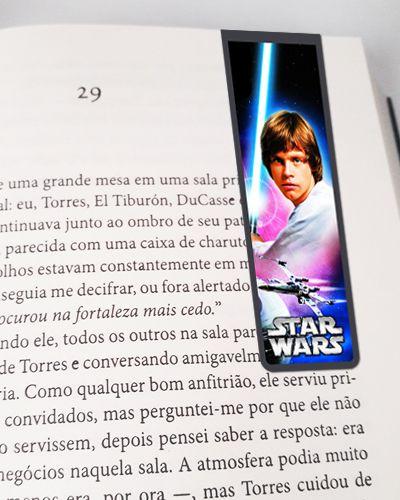 Marcador De Página Magnético Luke - Star Wars - MFI10