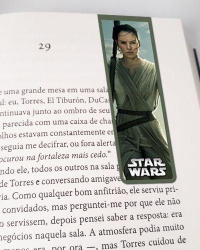 Marcador De Página Magnético Rey - Star Wars - MFI40