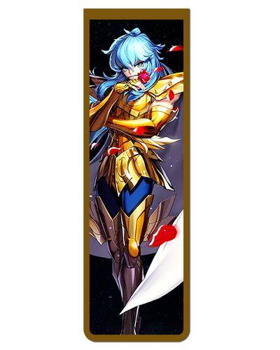 Marcador De Página Magnético Afrodite - Cavaleiros do Zodíaco - MAN11