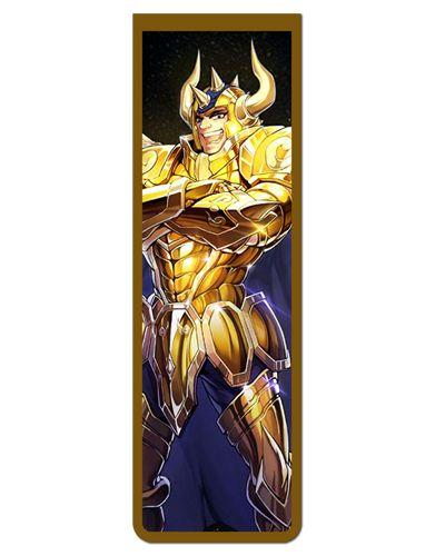 Marcador De Página Magnético Aldebaran - Cavaleiros do Zodíaco - MAN19