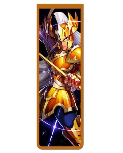 Marcador De Página Magnético Krishna - Cavaleiros do Zodíaco - MAN37