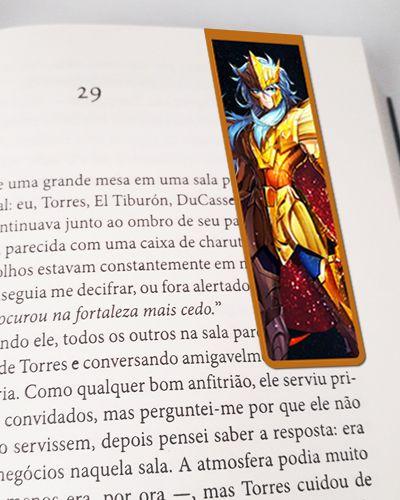 Marcador De Página Magnético Poseidon - Cavaleiros do Zodíaco - MAN38