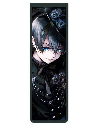 Marcador De Página Magnético Ciel - Black Butler - MAN052
