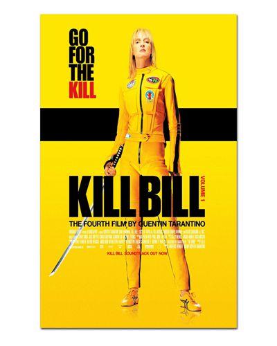 Ímã Decorativo Pôster Kill Bill - IPF473
