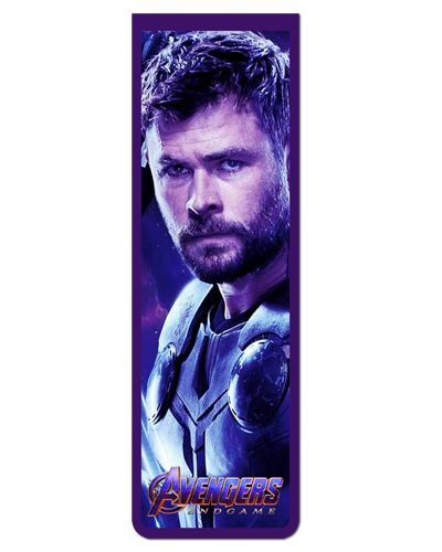 Marcador De Página Magnético Thor - Avengers - MMA106