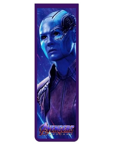 Marcador De Página Magnético Nebula - Avengers - MMA112