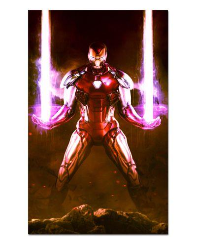 Ímã Decorativo Iron Man - Avengers Endgame - IQM04