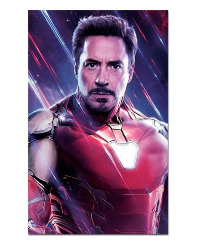 Ímã Decorativo Iron Man - Avengers Endgame - IQM27