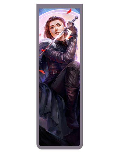 Marcador De Página Magnético Arya - Game of Thrones - GOT55