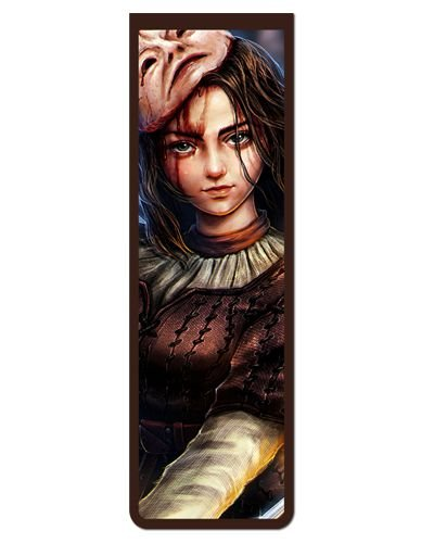 Marcador De Página Magnético Arya - Game of Thrones - GOT61