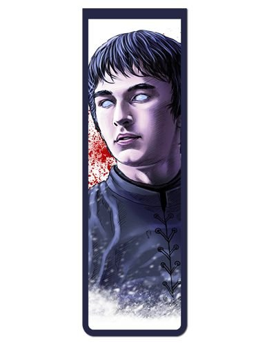 Marcador De Página Magnético Bran - Game of Thrones - GOT65