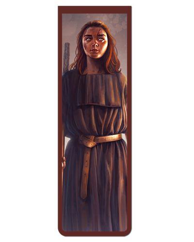 Marcador De Página Magnético Arya - Game of Thrones - GOT66