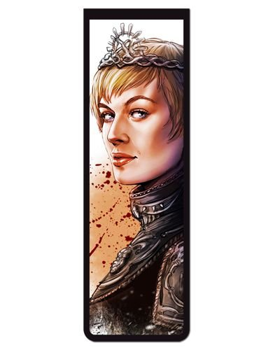 Marcador De Página Magnético Cersei - Game of Thrones - GOT71