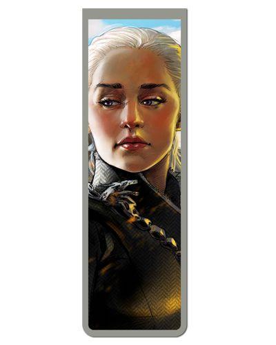 Marcador De Página Magnético Daenerys - Game of Thrones - GOT101