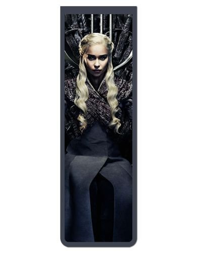 Marcador De Página Magnético Daenerys - Game of Thrones - GOT103