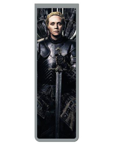 Marcador De Página Magnético Brienne - Game of Thrones - GOT114
