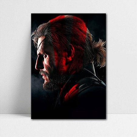 Poster A4 Venon Snake - Metal Gear - PT361