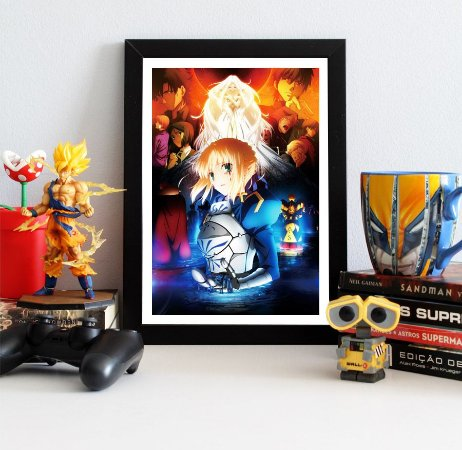 Quadro Decorativo Fate/Zero - QV89