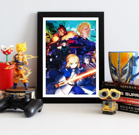 Quadro Decorativo Fate/Zero - QV92