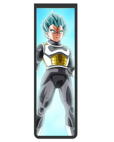 Marcador De Página Magnético Vegeta - Dragon Ball - MAN152
