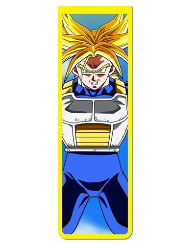 Marcador De Página Magnético Trunks - Dragon Ball - MAN157