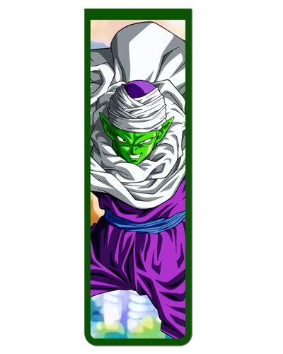 Marcador De Página Magnético Piccolo - Dragon Ball - MAN166