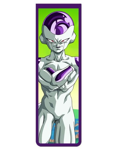 Marcador De Página Magnético Freeza - Dragon Ball - MAN167