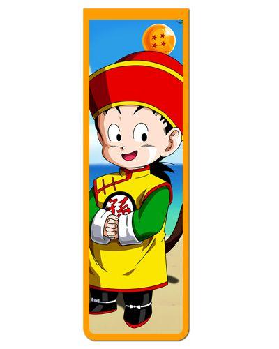 Marcador De Página Magnético Gohan - Dragon Ball - MAN210