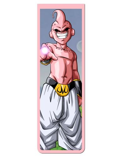 Marcador De Página Magnético Maijin Boo - Dragon Ball - MAN223