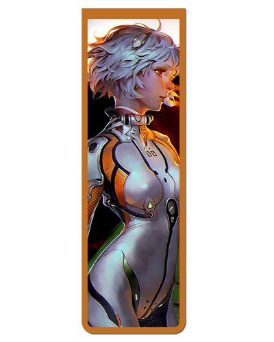 Marcador De Página Magnético Rei - Evangelion - MAN264