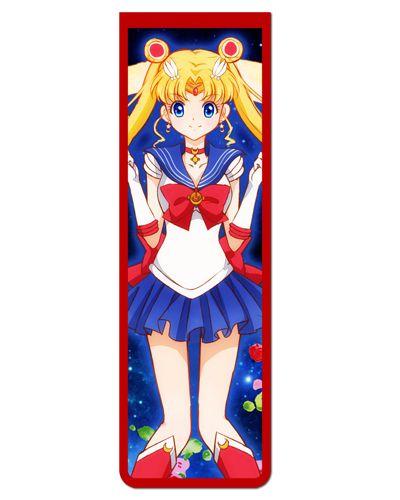 Marcador De Página Magnético Sailor Moon - MAN439