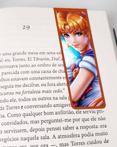 Marcador De Página Magnético Sailor Moon - MAN441