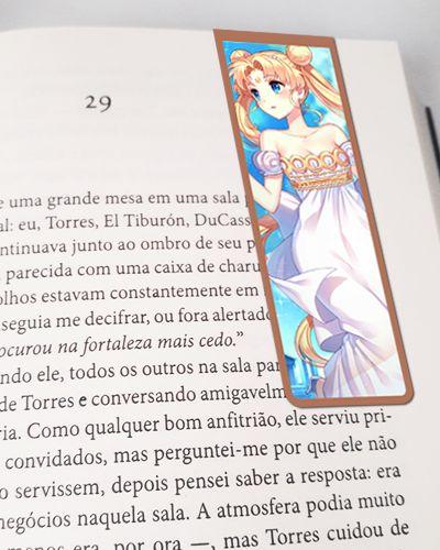 Marcador De Página Magnético Serenity - Sailor Moon - MAN462
