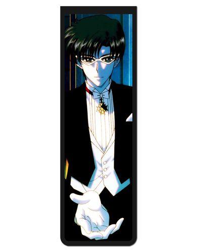 Marcador De Página Magnético Tuxedo Mask - Sailor Moon - MAN484