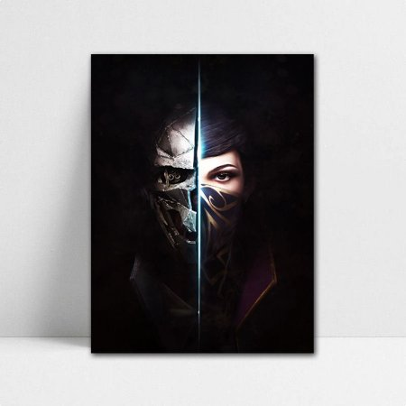 Poster A4 Dishonored - PT400