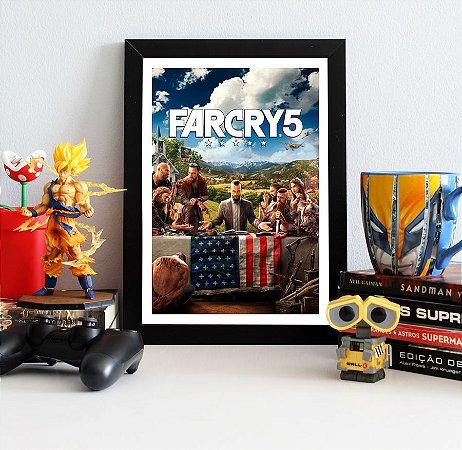 Quadro Decorativo Far Cry 5 - QV402