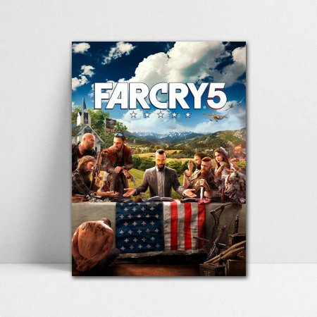 Poster A4 Far Cry 5 - PT402