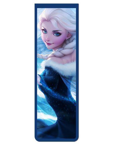 Marcador De Página Magnético Elsa Frozen - Disney - MPD00