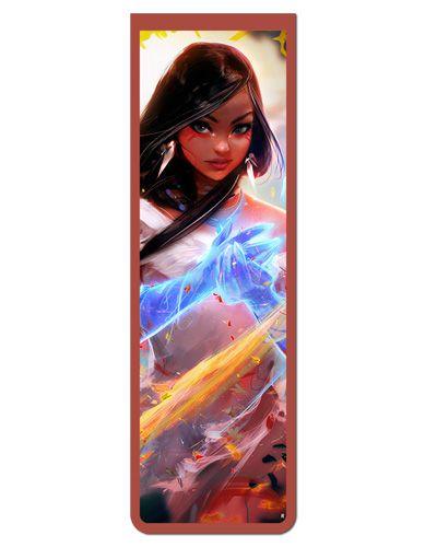 Marcador De Página Magnético Pocahontas - Disney - MPD52