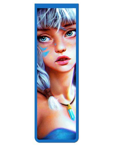 Marcador De Página Magnético Kida - Disney - MPD140