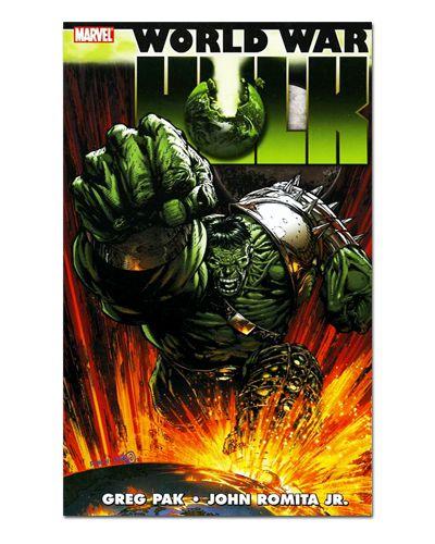 Ímã Decorativo Capa de Quadrinhos - Hulk - CQM75