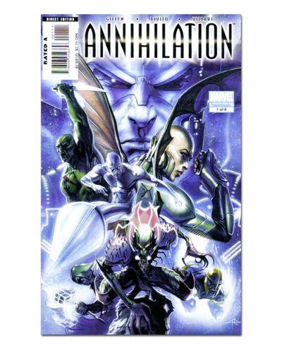 Ímã Decorativo Capa de Quadrinhos - Sagas Marvel - CQM142