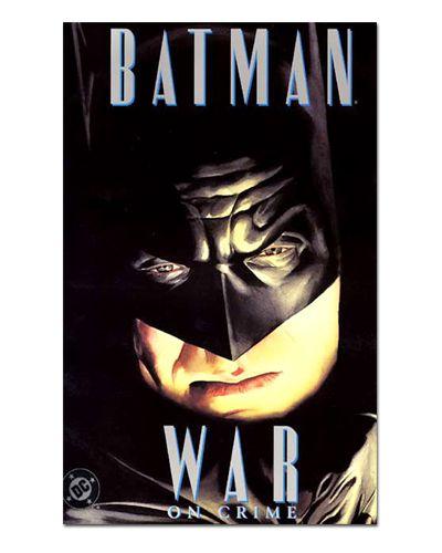Ímã Decorativo Capa de Quadrinhos - Batman - CQD18